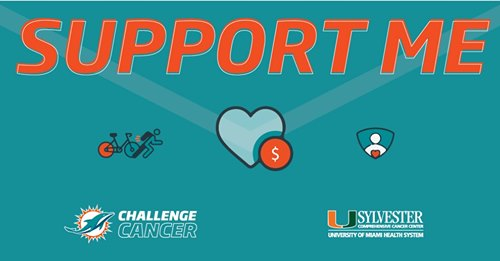 Will you Challenge Cancer with me?